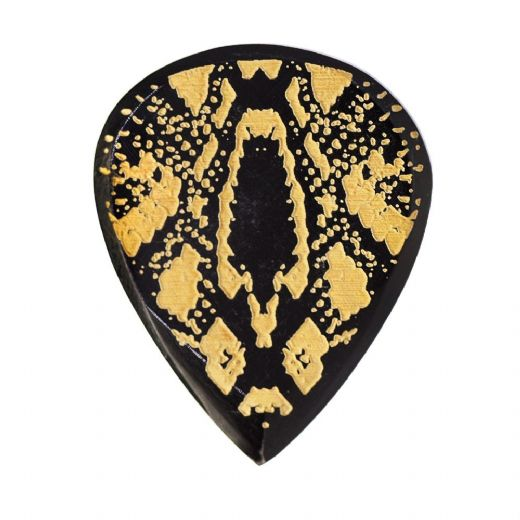 Tribal Tones Snake 1 Guitar Pick